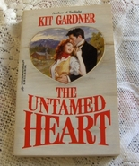 The Untamed Heart By Kit Gardner Harlequin Historical # 390 - $2.25