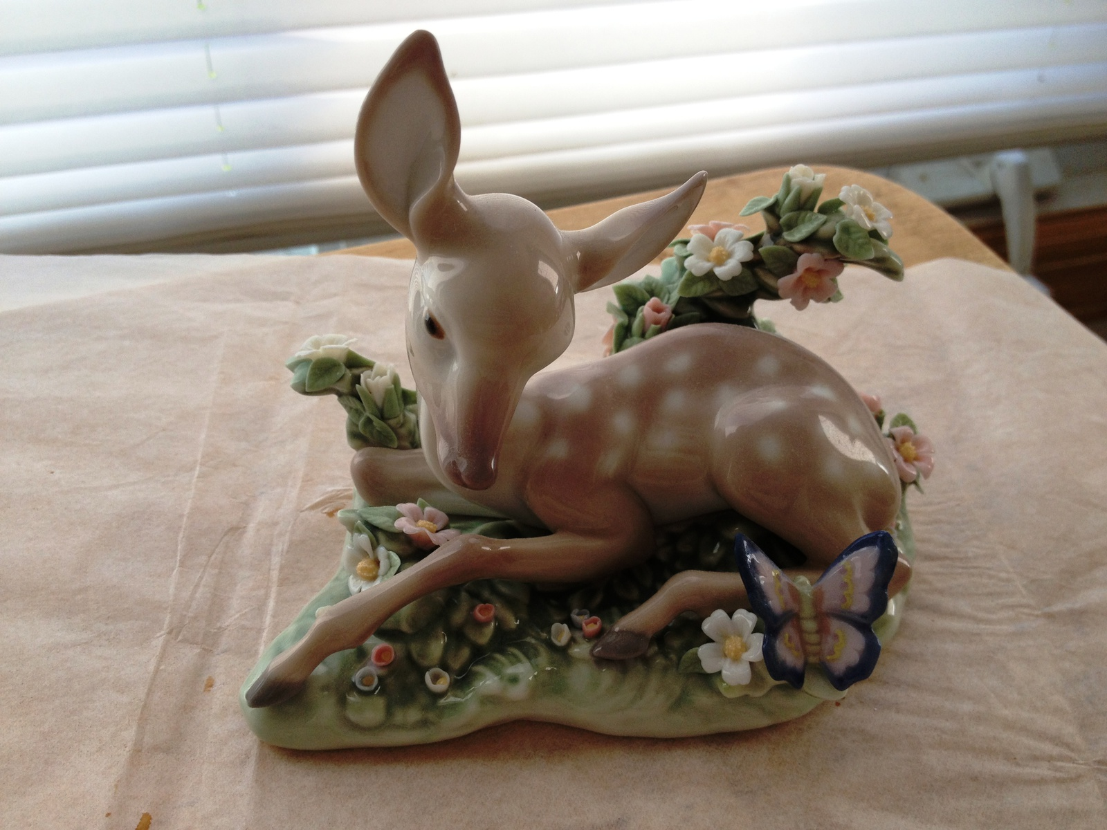 Lladro A Quiet Moment # 5673  Mint - Retired - One of a set of 3 ~ $650
