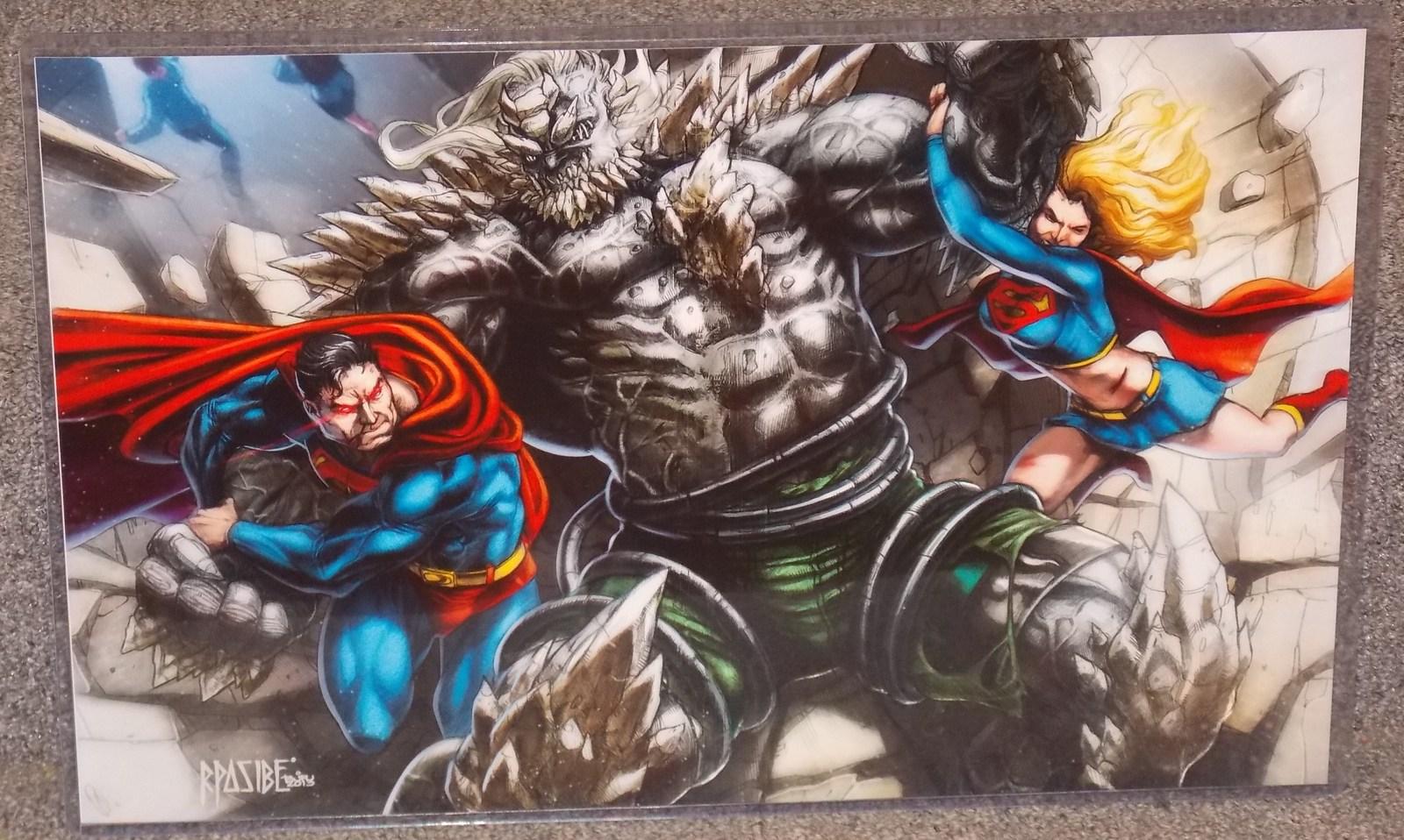 Superman doomsday 003