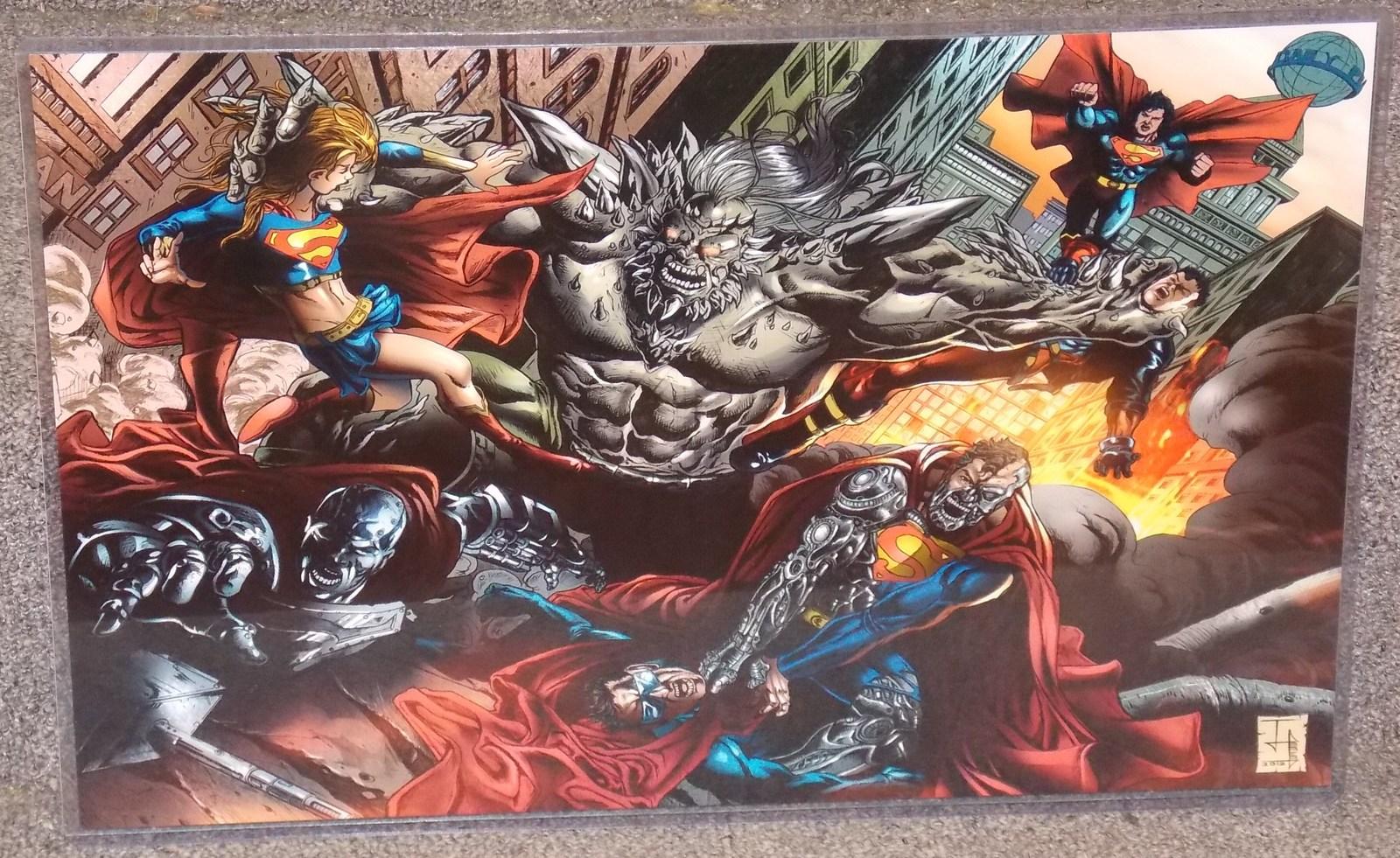 Superman doomsday 006