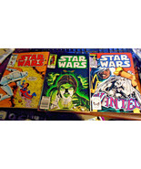 Star Wars Comics Lot 38 different 1st Printing 1970's / 1980's Marvel Co... - $117.81