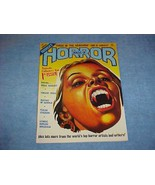 Hammer's House of Horror, March 1978. 1st U.S. ... - $12.95