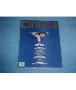 Omni Magazine Aug 1981 - $9.95
