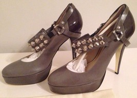 "NIB! Be&D ""Richmond"" Studded Platform Pump Shoe... - $103.95"