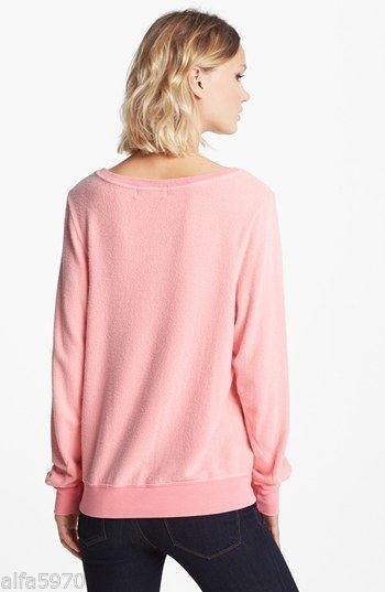 """WILDFOX """"Dance All Night"""" Sweatshirt, jumper - Size SMALL - NWT"""