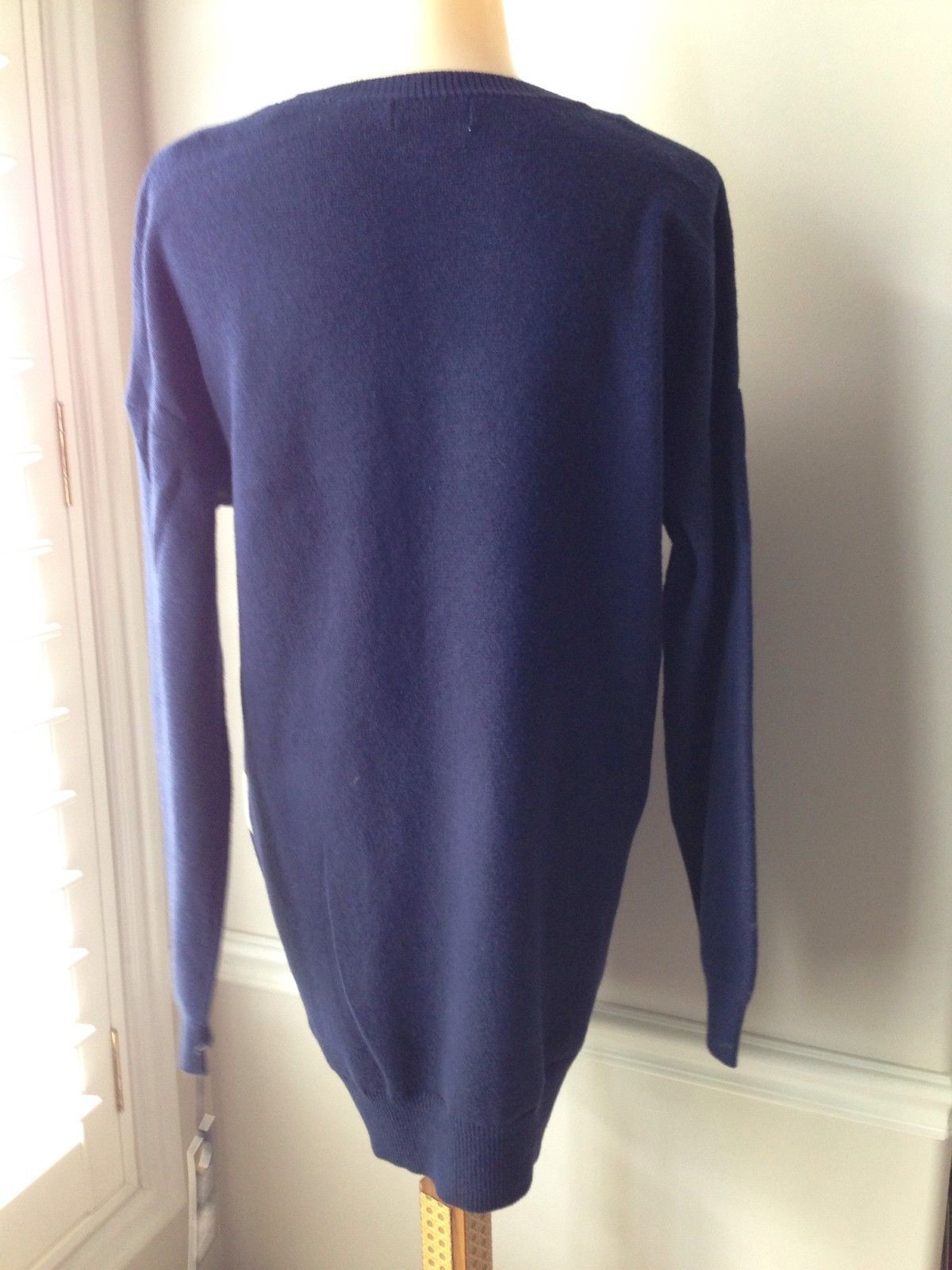 3.1 Phillip Lim for Target® Sweater/ TUNIC - NO SKIRT-Boom Print - NWT LARGE