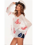 Wildfox Couture Shipwreck Lennon Sweater  - NWT! SIZE S - $156.42