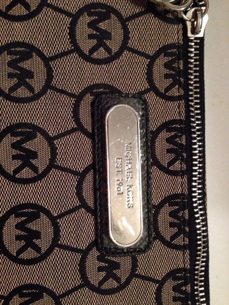 MICHAEL KORS Monogram Belt Pouch- BNWT!!!
