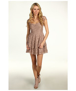 FREE PEOPLE ROCK CANDY LACE DRESS - SIZE US 8, NEW WITH TAGS - $68.31