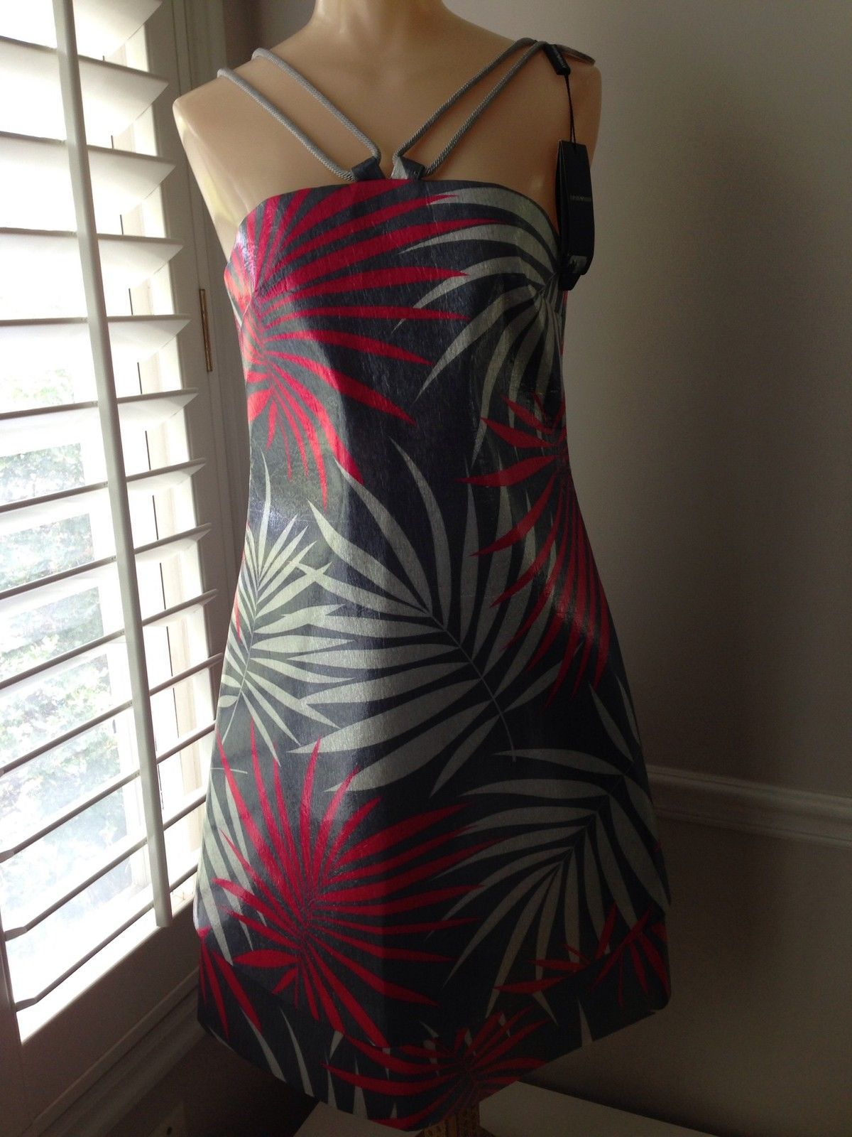 EMPORIO ARMANI DRESS - SIZE 42 - NWT MSRP $1275