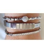 SET OF 3 Michael Kors Bracelets  - NWT 100% authentic - $166.32