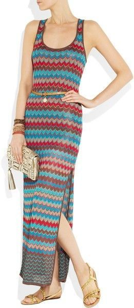 HAUTE HIPPIE  Maxi Dress- NWT - SIZE LARGE! $375 PLUS TAX