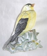 Goldfinch Porcelain Figurine - $9.99