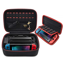 VORI Case for Nintendo Switch - Deluxe Travel Hard Console and Carrying ... - $51.12