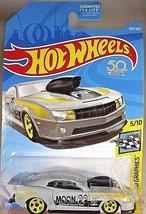2018 Hot Wheels #345 HW Speed Graphics 5/10 '10 PRO STOCK CAMARO Moon Ey... - $5.45