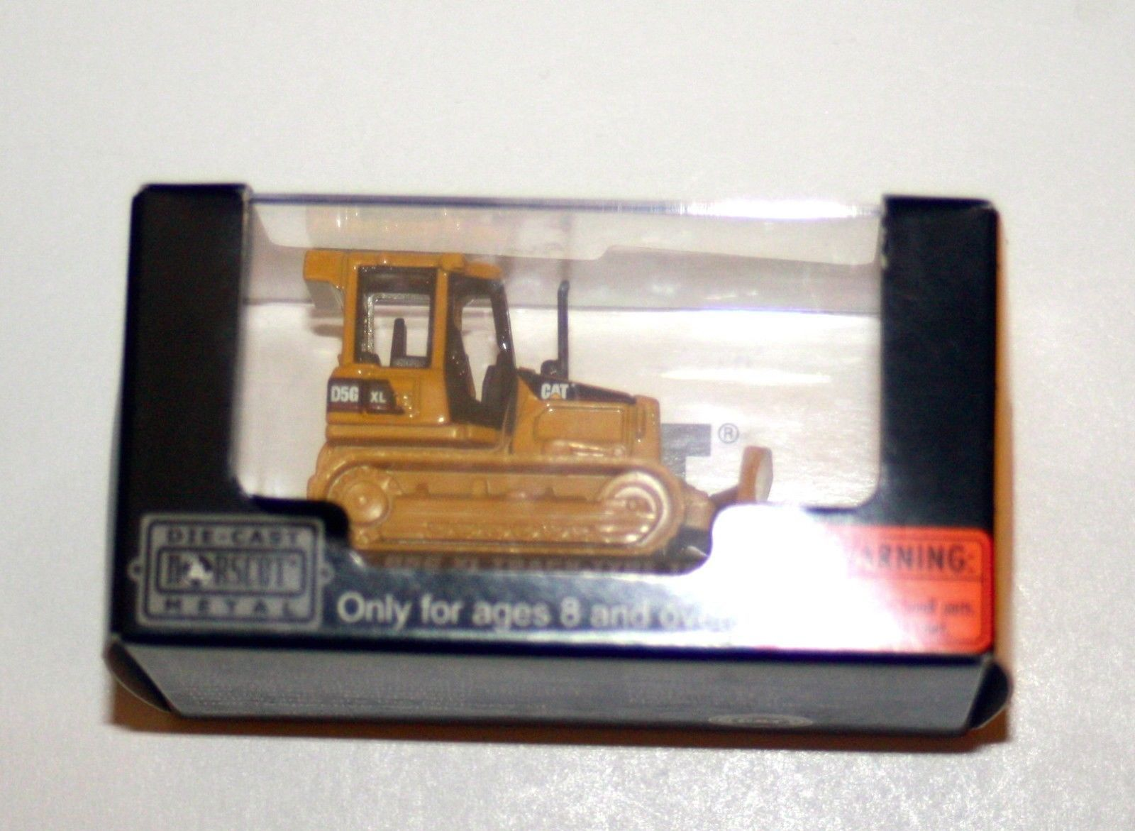 CAT D5G-XL Track- Type Tractor DIE-CAST SCALE N Scale