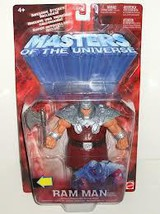 Masters of the Universe MOTU Ram Man Action Figure - $29.99