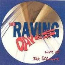Live At the Fillmore [Audio CD] The Raving Daves - $29.99