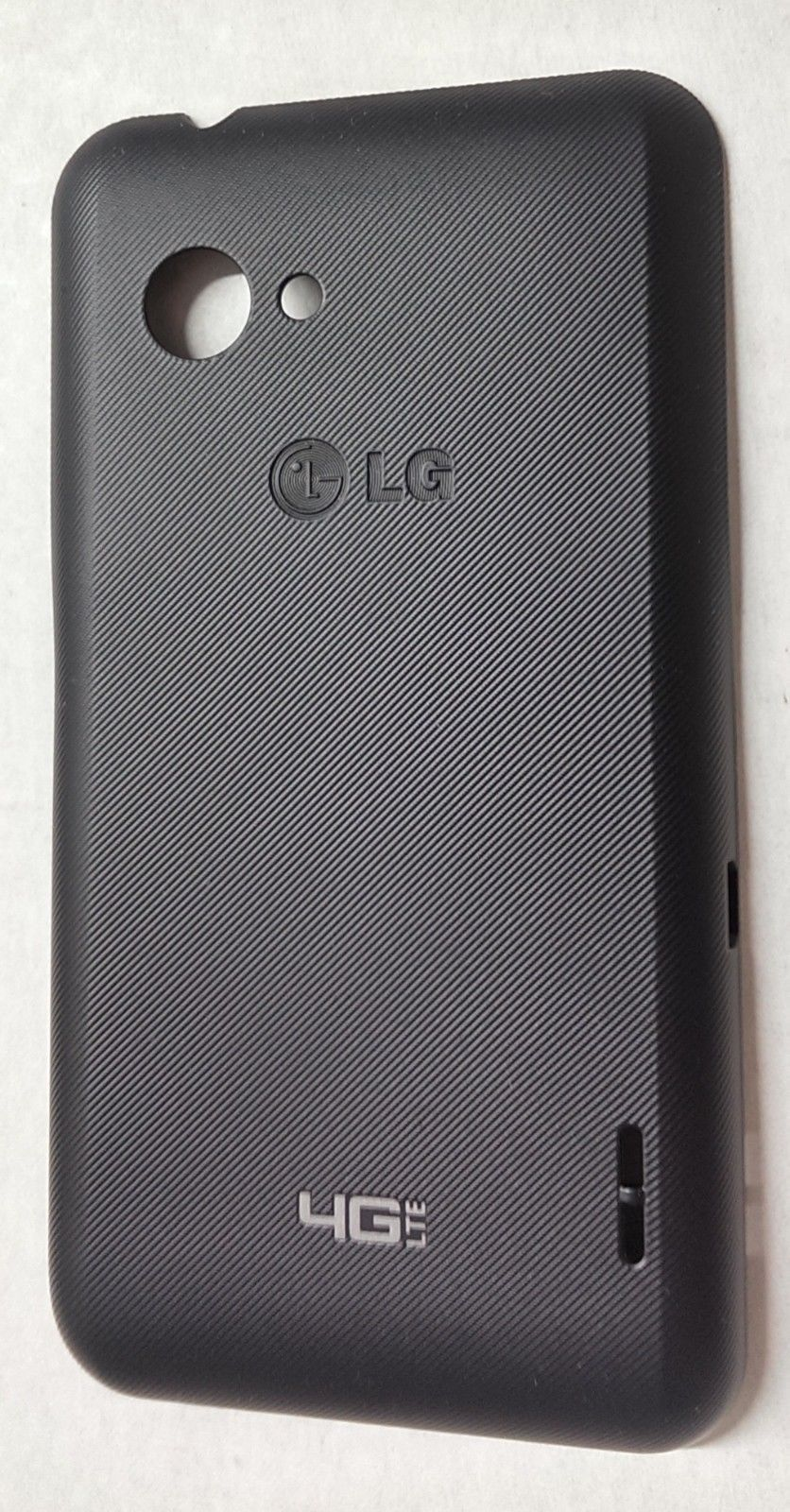 Original OEM LG MS895 Optimus M+ Standard Back Cover Battery Door - Metro PCS