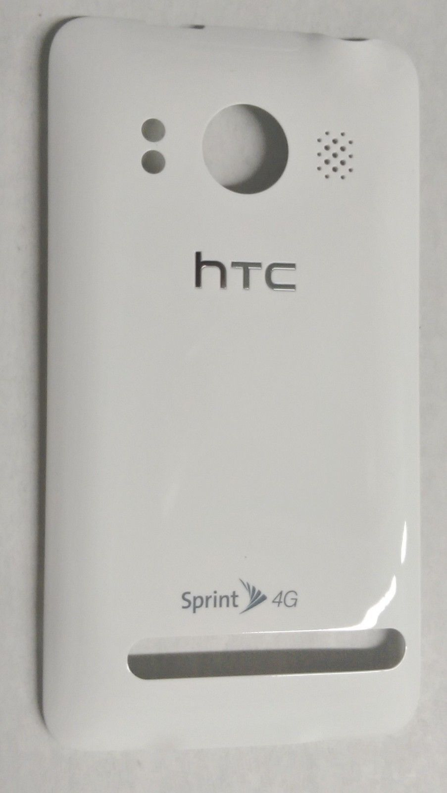 Original OEM Standard Battery Door Back Cover for HTC EVO 4G A9292 Sprint White