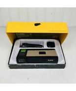 KODAK Pocket Instamatic 30 Camera Outfit, Flash Extender In Box vintage - $19.34
