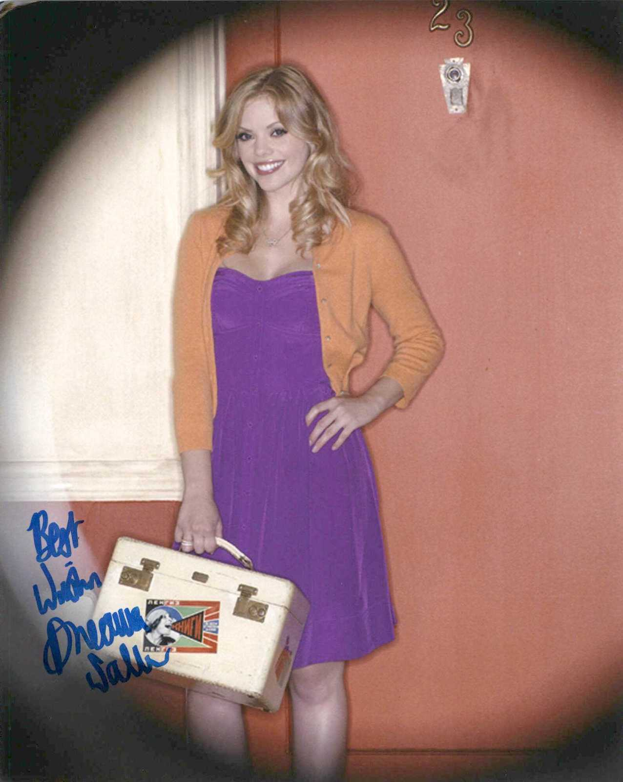 Primary image for Dreama Walker Signed Autographed Glossy 8x10 Photo
