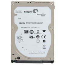 Seagate ST160LT007 Hdd Mob 160gb 7200rpm Sata 16mb 7mm Thin - $48.95