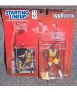 Vintage 1998 NBA Los Angeles Lakers Kobe Bryant Figure New In The Package - $39.99