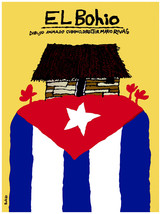 679.Poster,The Hut.Shack.BOHIO.Cuba Landscape.Decor.interior Home Design - $10.45+