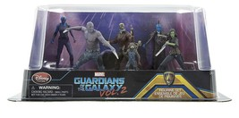 Disney Guardians of the Galaxy Vol. 2 Figure Play Set Playset 6 pieces New - $19.83