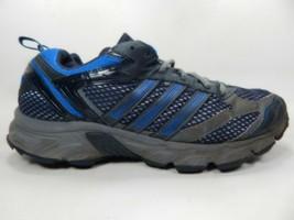 Adidas Duramo 3 Size 13 M (D) EU 48 Men's Trail  Running Shoes Blue Gray G51917