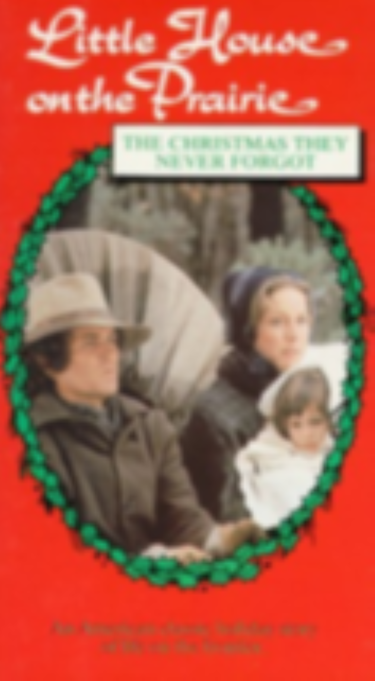 Little House on the Prairie: The Christmas They Never Forgot Vhs