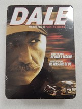 Dale Earnhardt Narrated by Paul Newman DVD Box Set Tin Nascar New Sealed - $19.00