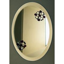 Oval Mirror Decoration image 4
