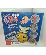 LPS Littlest Pet Shop Hideaway Haven NEW SEALED Board Game 2008 Game Hasbro - $62.82