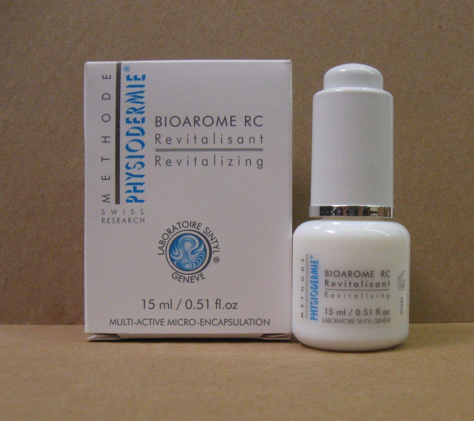 Physiodermie Bioarome RC Revitalizing - 15 ml / 0.51 oz. - New in Box - $53.28