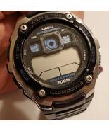 Casio men's world time Illuminator AE-2000W watch - $35.00