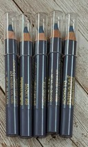 Jordana Set of 5 Made To Last 12 Hour Eyeshadow Pencil Smokey Iris .05 Oz Each - $13.86