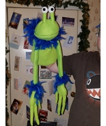 MADE TO ORDER: Professional Roswell the Alien Muppet Style Ventriloquist... - $40.00
