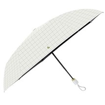Chmete Compact Travel Umbrella Folding Rain and Sun Umbrella with Anti-U... - $18.18