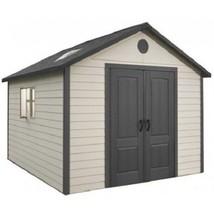 Lifetime 11x13 Storage Shed Kit w/ Floor [6415] - $2,519.60
