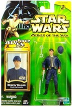 Hasbro Star Wars Power Of The Jedi Cloud City Bespin Guard Action Figure - $8.90