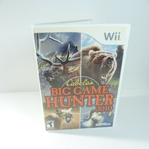 Cabela's Big Game Hunter 2010 (Nintendo Wii)   - $7.91