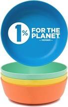 ECO MATTERS【Microwave Safe】Bamboo Toddler Bowls - 4 pc Set - Best Eco Fr... - $40.01