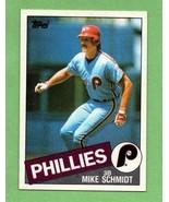 1985 Topps #500 Mike Schmidt  Phila - Phillies - $8.82