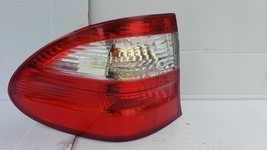 04-06 Mercedes W211 S211 E320 E500 Wagon Outer Tail Light Lamp Driver Left LH