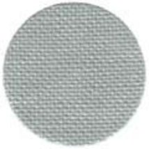 Twilight Blue/Smokey Pearl 28ct linen 18x27 (1/4yd) cross stitch fabric ... - $16.65