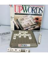 Vintage UpWords Board Game 3-Dimensional 1988 Milton Bradley Made In USA  - $24.74