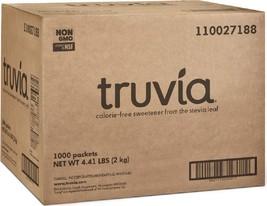 Truvia Natural Stevia Sweetener Packets, (Net Wt. 70.5 oz), 1000 Count (... - $59.53