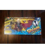 SPAWN III w CAPE Special Edition Ultra Action Figures Boxed Set McFarlane - $29.70